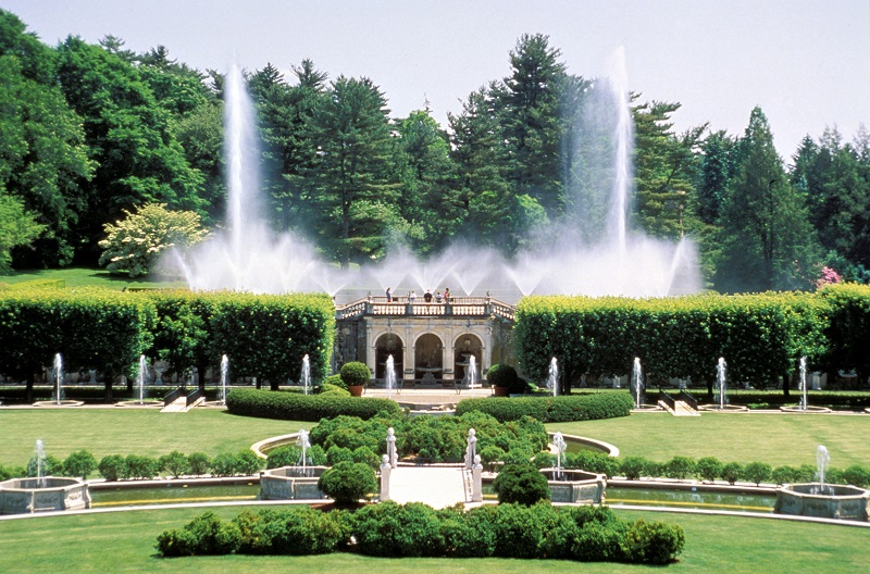 You'll also get out into the country for an easy-going exploration of Pierre du Pont's expansive Longwood Gardens estate. (Photo: PHL CVB)