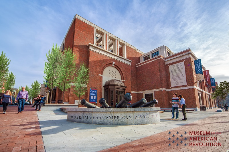 You'll also experience the historic Old City here in the 'cradle of liberty'. Relive the dynamic story of our path to independence through a fresh, interactive and narrative approach at the acclaimed new Museum of the American Revolution. (Photo courtesy